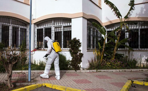 Cadaveres con coronavirus en residencias de ancianos