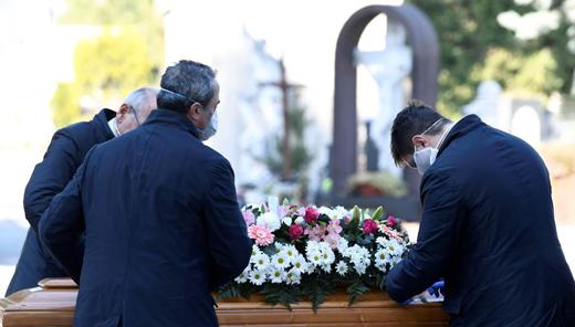 Muertos por el coronavirus en España