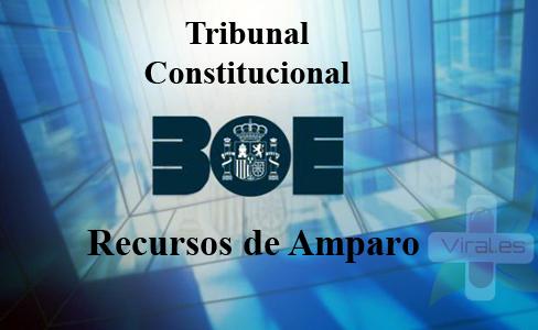 Recursos ante el tribunal constitucional contra estado alarma